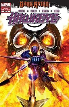 Dark Reign: Hawkeye No.4 (sur 5)