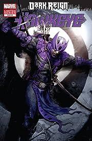 Dark Reign: Hawkeye #5 (of 5)