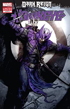 Dark Reign: Hawkeye #5 (of 5)