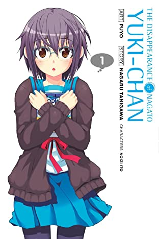 The Disappearance of Nagato Yuki-chan Vol. 1