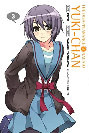 The Disappearance of Nagato Yuki-chan Vol. 3
