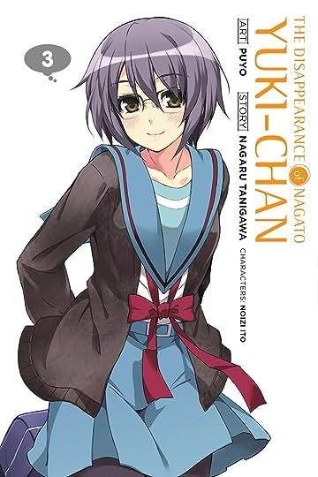 The Disappearance of Nagato Yuki-chan Vol. 3