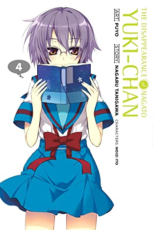The Disappearance of Nagato Yuki-chan Vol. 4