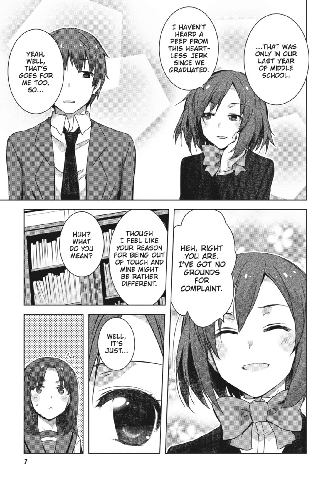The Disappearance of Nagato Yuki-chan Vol. 6