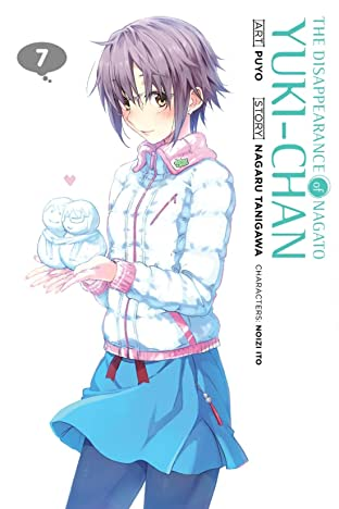 The Disappearance of Nagato Yuki-chan Vol. 7
