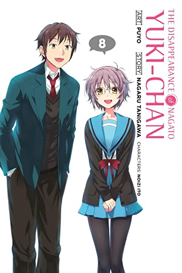 The Disappearance of Nagato Yuki-chan Vol. 8