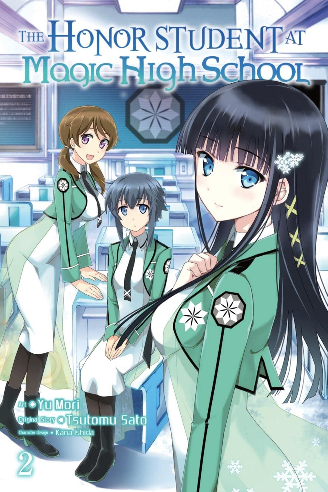 The Honor Student at Magic High School Vol. 2