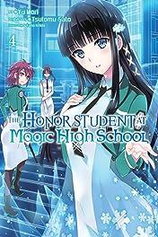 The Honor Student at Magic High School Vol. 4