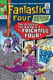 Fantastic Four (1961-1998) #36