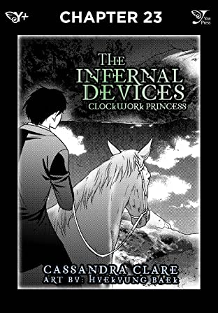 The Infernal Devices: Clockwork Princess #23