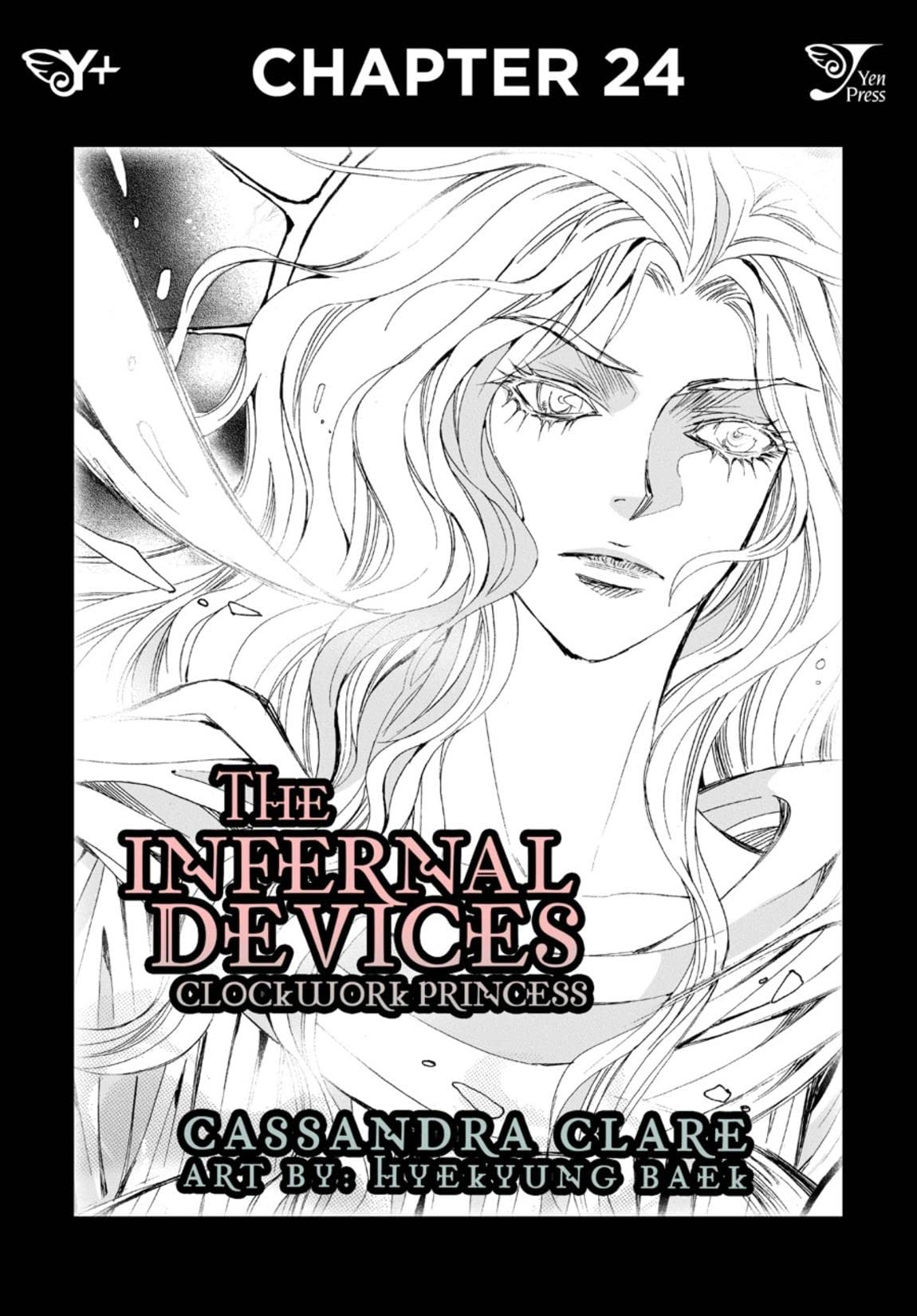 The Infernal Devices: Clockwork Princess #24
