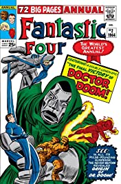 Fantastic Four (1961-1998) Annual #2