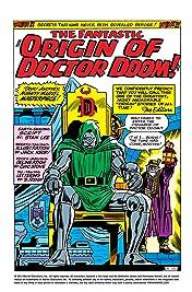 Fantastic Four (1961-1998) Annual #2