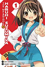 The Melancholy of Haruhi Suzumiya Vol. 1