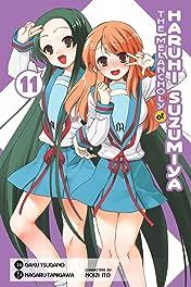 The Melancholy of Haruhi Suzumiya Vol. 11