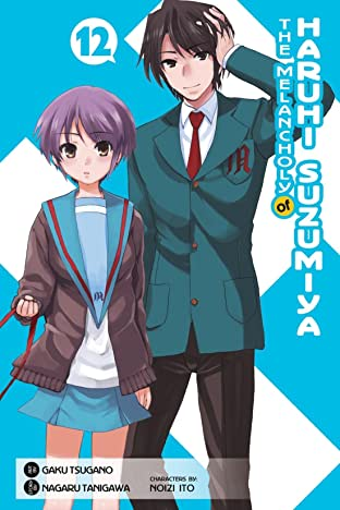 The Melancholy of Haruhi Suzumiya Vol. 12