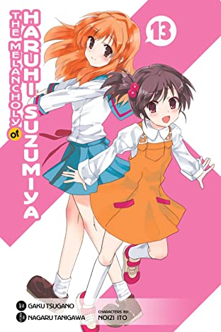 The Melancholy of Haruhi Suzumiya Vol. 13