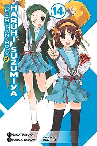 The Melancholy of Haruhi Suzumiya Vol. 14