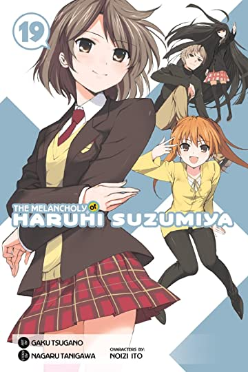 The Melancholy of Haruhi Suzumiya Vol. 19