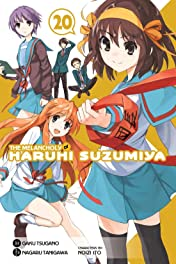 The Melancholy of Haruhi Suzumiya Vol. 20