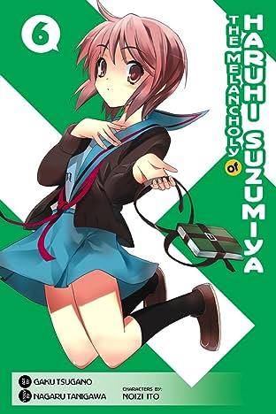 The Melancholy of Haruhi Suzumiya Vol. 6