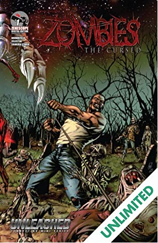 Unleashed: Zombies Cursed #1 (of 3)