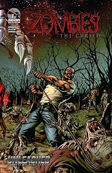 Grimm Fairy Tales: Zombies Cursed #1 (of 3)