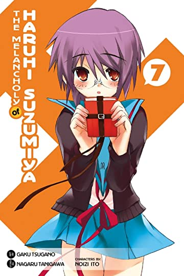 The Melancholy of Haruhi Suzumiya Vol. 7