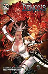 Grimm Fairy Tales: Demons: The Unseen #2
