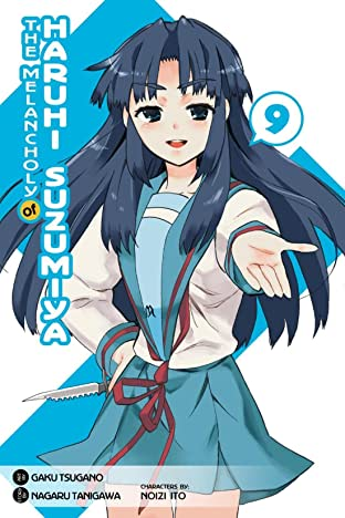 The Melancholy of Haruhi Suzumiya Vol. 9