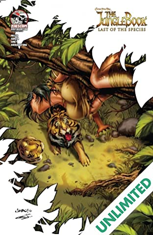 The Jungle Book: Last of the Species #5 (of 5)