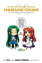 The Melancholy of Suzumiya Haruhi-chan Vol. 3