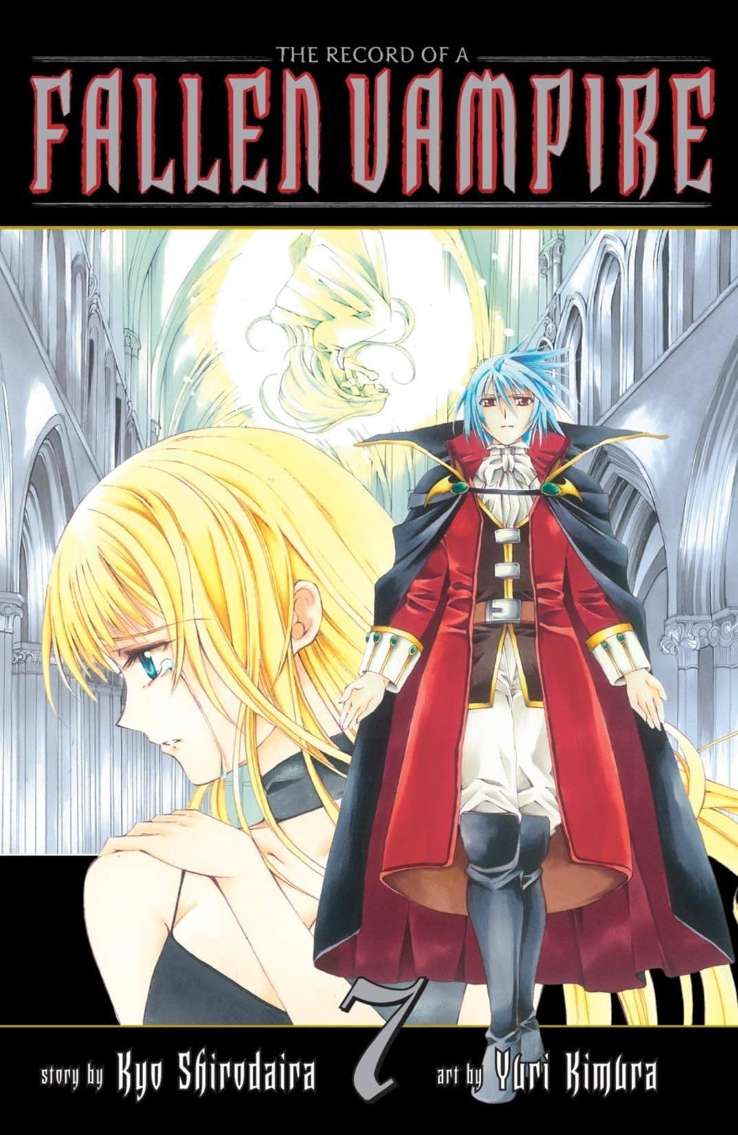 The Record of a Fallen Vampire Vol. 7