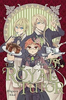 The Royal Tutor #25