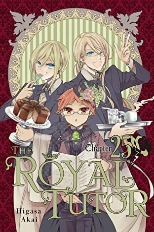 The Royal Tutor #25