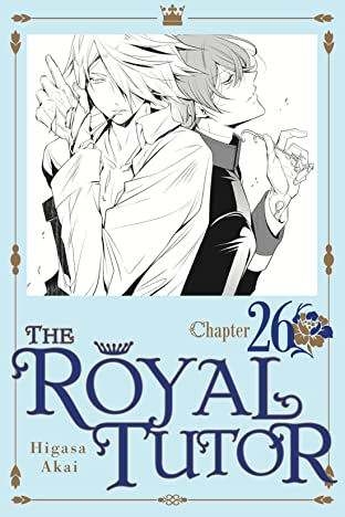 The Royal Tutor #26