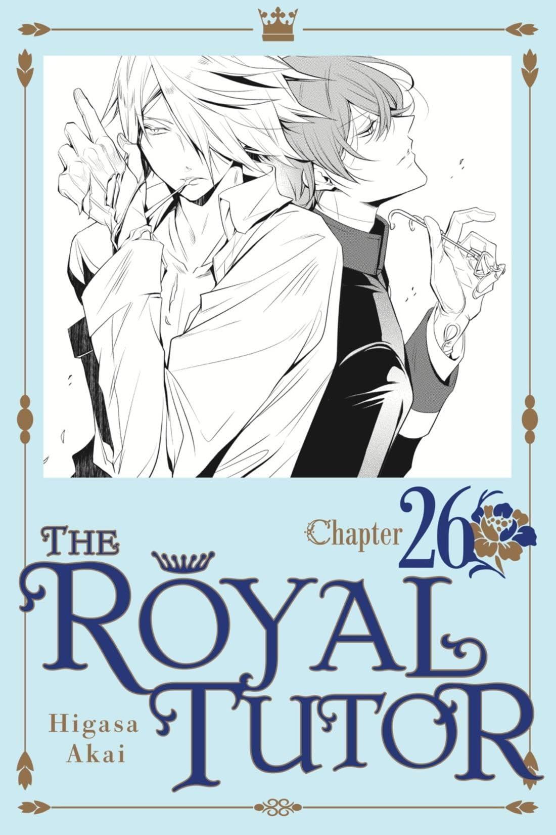 The Royal Tutor #26