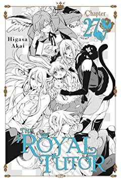 The Royal Tutor #27