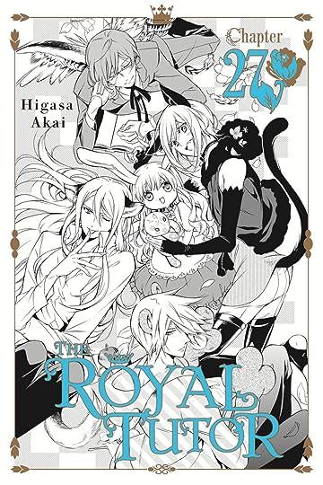The Royal Tutor #27