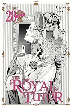 The Royal Tutor #28