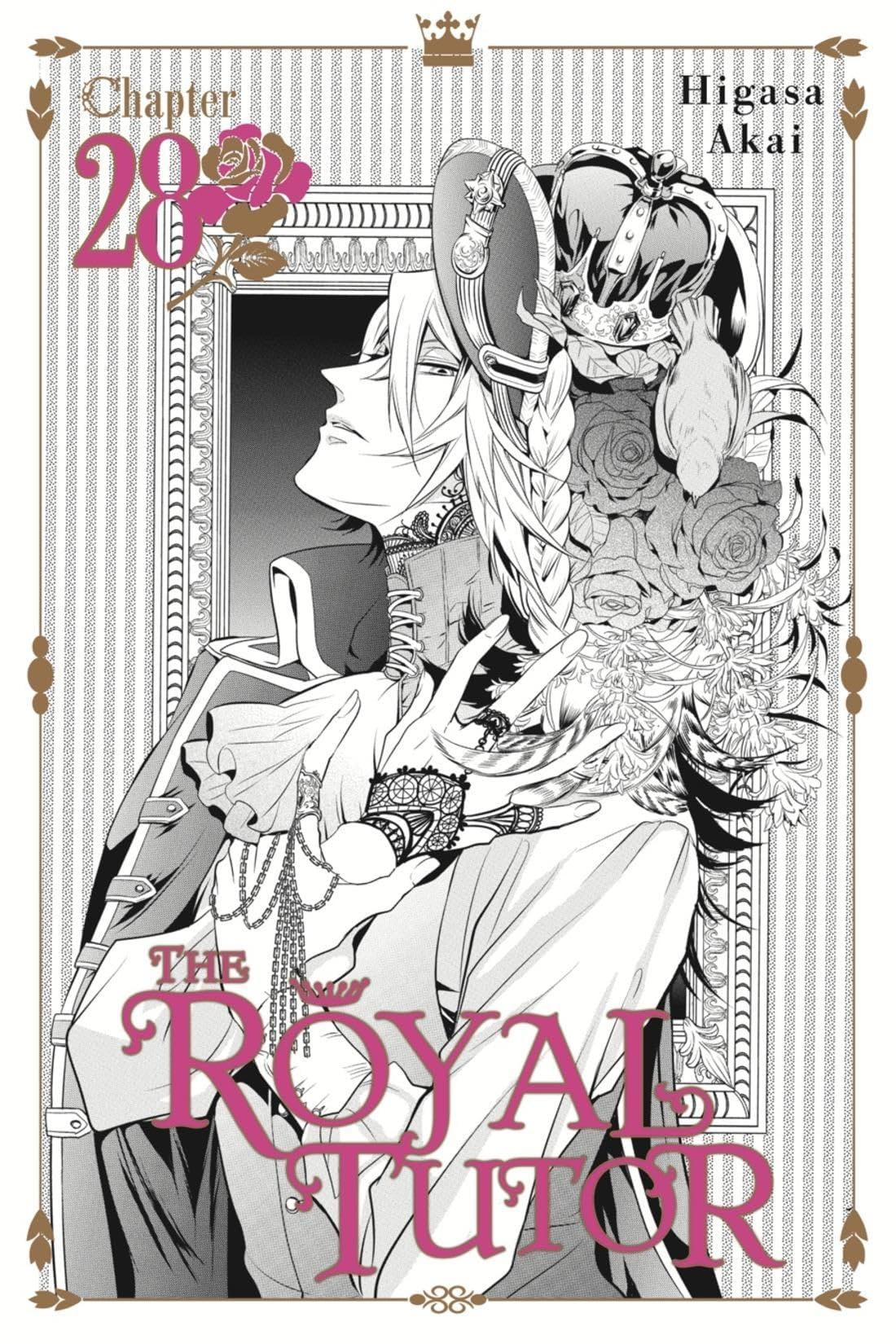 The Royal Tutor #28