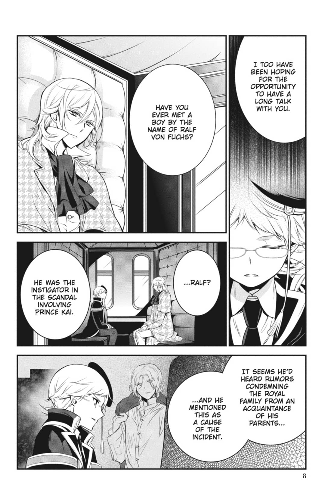 The Royal Tutor #30