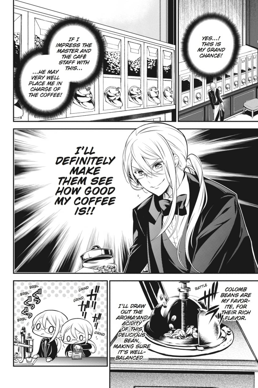 The Royal Tutor #31