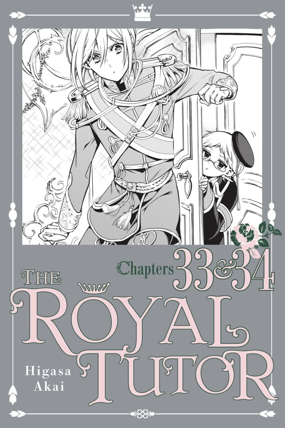 The Royal Tutor #33 & 34