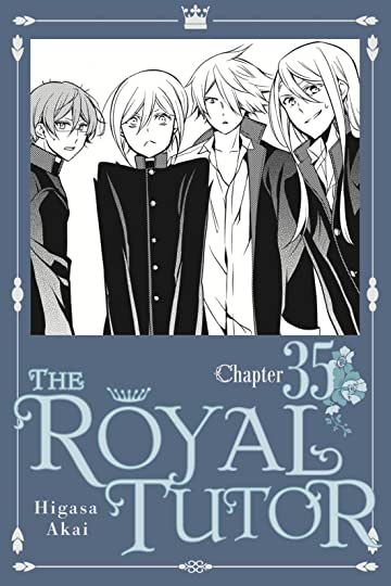 The Royal Tutor #35