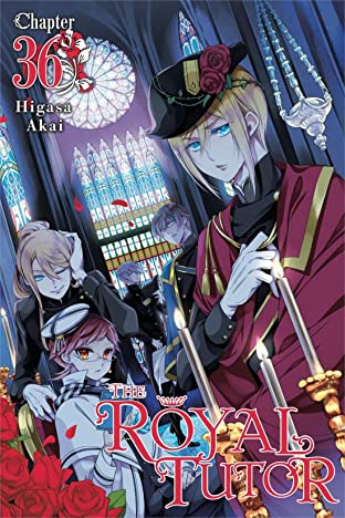 The Royal Tutor #36