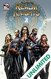 Realm Knights #1 (of 4)