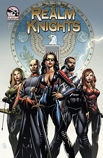 Grimm Fairy Tales: Realm Knights #1 (of 4)