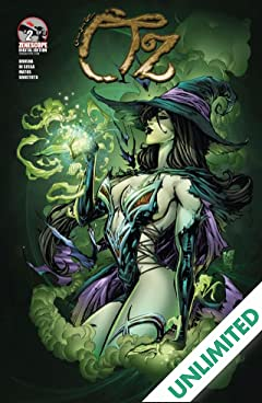 Grimm Fairy Tales: Oz #2 (of 6)