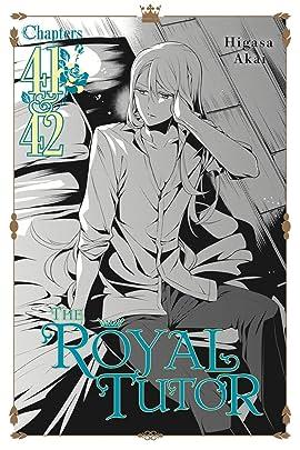 The Royal Tutor #41 & 42